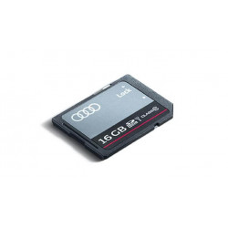 Carte SD Audi 16 Go