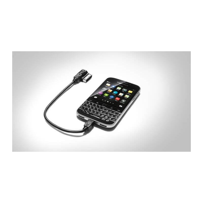 Adaptateur micro USB Audi Music Interface