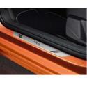 Blouson Audi - détail logo nuque