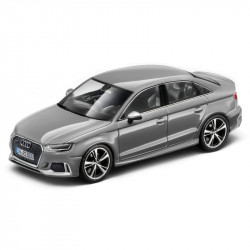 Audi RS3 miniature 1/43e
