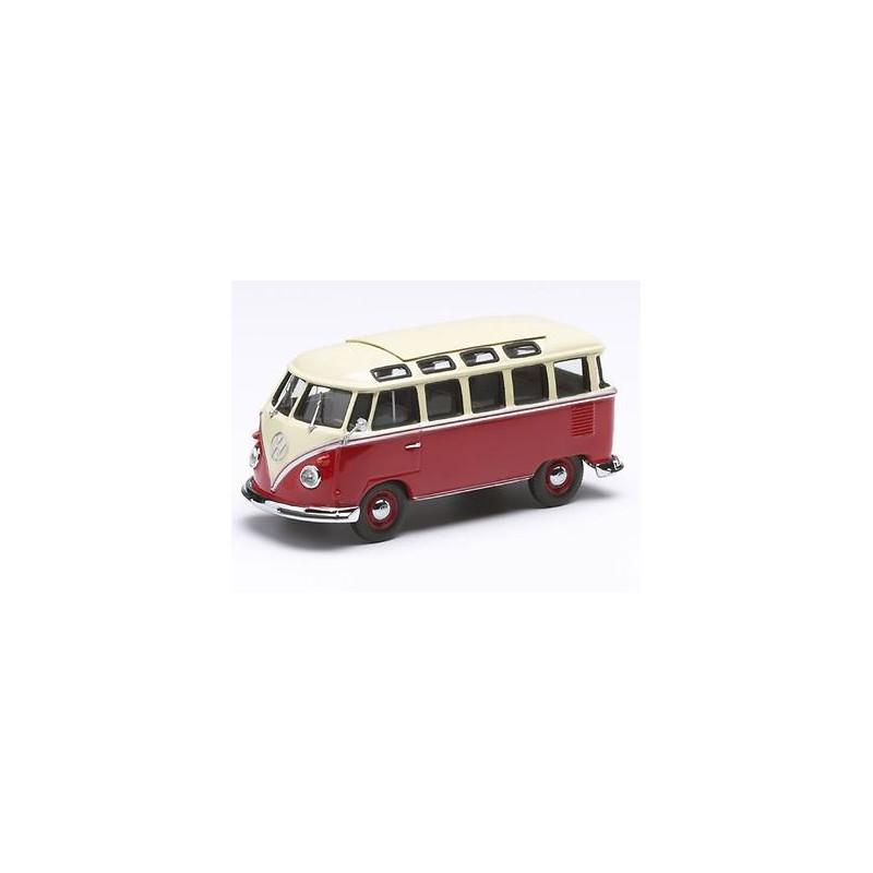 Miniature Combi Volkswagen Samba 1/43