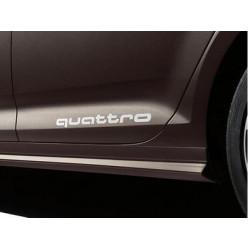 Film décoratif Audi quattro
