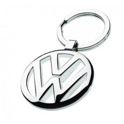 Porte-clés Volkswagen chrome