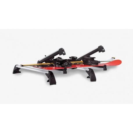 Porte-skis et snowboards téléscopique