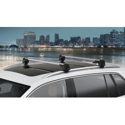 Barres de toit pour Volkswagen Tiguan