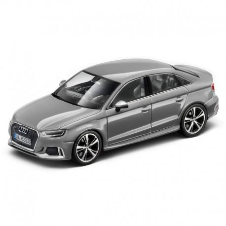 Audi RS3 miniature 1/43e