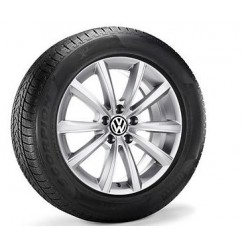 Pack roues complètes hiver Tiguan